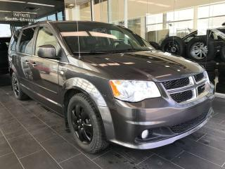 Used 2014 Dodge Grand Caravan 30th ANNIVERSARY, POWER LEATHER SEATS, DVD SYSTEM, NAVI, SIRIUS XM CAPABILITY for sale in Edmonton, AB