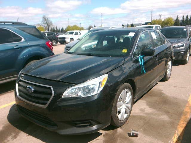 2016 Subaru Legacy SYMMETRICAL AWD