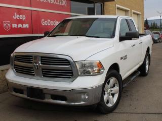 Used 2014 RAM 1500 SLT 4X4 QUAD CAB for sale in Edmonton, AB