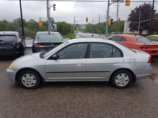 Used 2003 Honda Civic DX *AUTOMATIC* for sale in Kitchener, ON