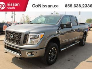 Used 2016 Nissan Titan XD PRO-4X DIESEL XD CREW CAB for sale in Edmonton, AB