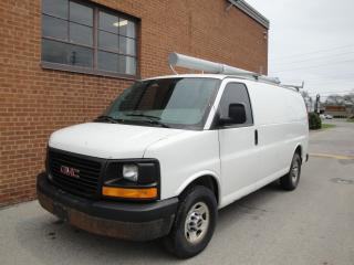 Used 2011 GMC Savana Dual Fuel Gas & Propane for sale in Oakville, ON