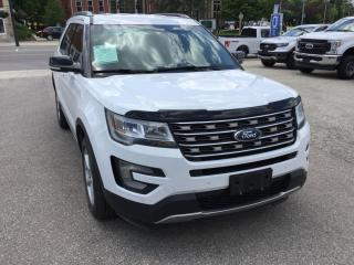 Used 2016 Ford Explorer XLT | 4WD | One Owner | Bluetooth for sale in Harriston, ON