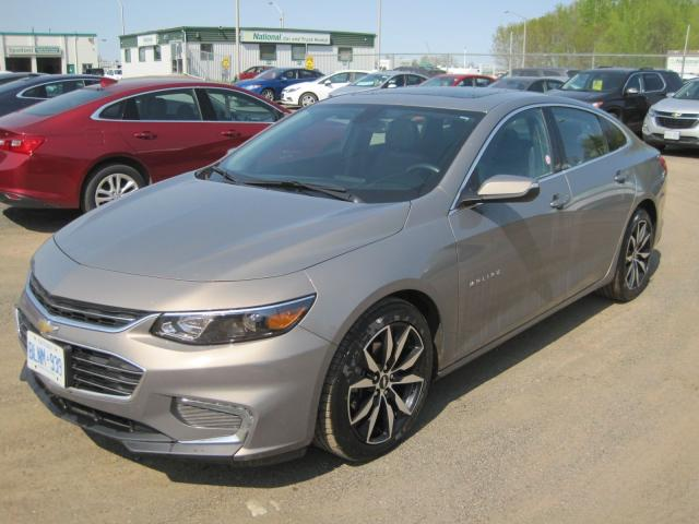 2017 Chevrolet Malibu LT True North