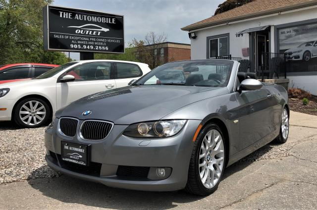 2007 BMW 328i 328I CONVERTIBLE CABRIOLET MANUAL LEATHER