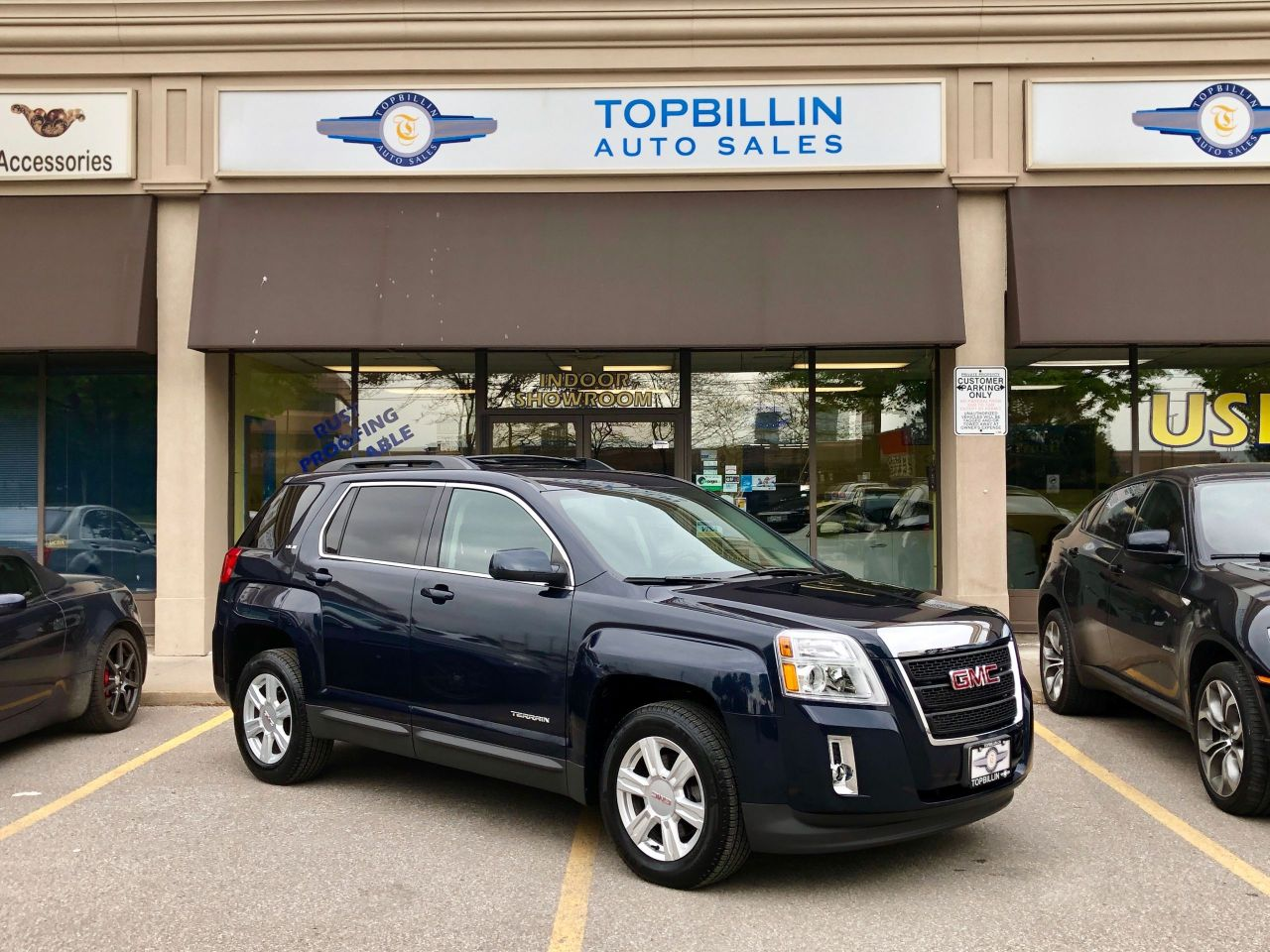 2015 GMC Terrain SLE V6 AWD, Remote Start, B Cam