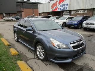 Used 2013 Subaru Legacy 3.6R w/Limited & EyeSight Pkg for sale in Toronto, ON