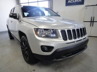 Used 2012 Jeep Compass Altitude,4X4,ONE OWNER ,NO ACCIDENT for sale in North York, ON