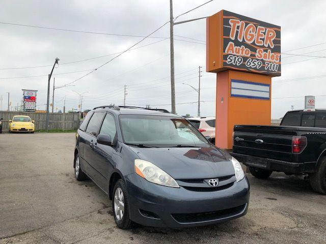 2010 Toyota Sienna LE**ONLY 165KMS**7 PASSENGER**VERY RELIABLE**CERT