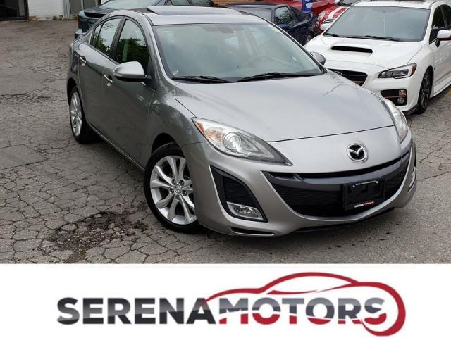 2010 Mazda MAZDA3 GT | MANUAL | NAVI | ONE OWNER | NO ACCIDENTS