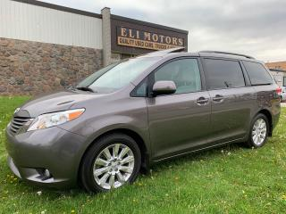 Used 2014 Toyota Sienna XLE-AWD | NAVIGATION | Rear View Camera | Bluetooth | Alloys | for sale in North York, ON