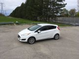 Photo of White 2014 Ford Fiesta