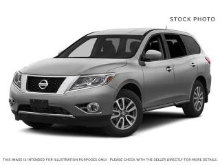 Used 2014 Nissan Pathfinder S for sale in Cold Lake, AB