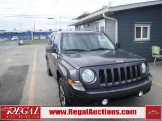 Used 2015 Jeep Patriot High Altitude 4D Utility 2.4L 4WD for sale in Calgary, AB