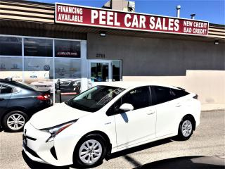 Used 2017 Toyota Prius REARVIEW|HYBRID|REARVIEW|HEATED SEATS for sale in Mississauga, ON