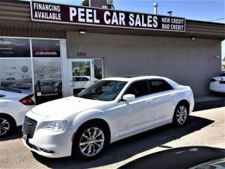 Used 2015 Chrysler 300 Limited AWD NAV AWD PANOROOF LEATHER REARVIEW ALLOY CERTIFIED MUCH MORE! for sale in Guelph, ON
