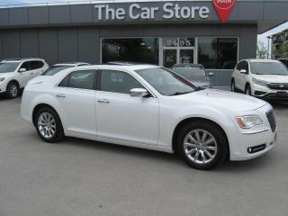 Used 2013 Chrysler 300 5.7L, NAVI LEATHER PANA ROOF PUSH START LOCAL CAR for sale in Winnipeg, MB