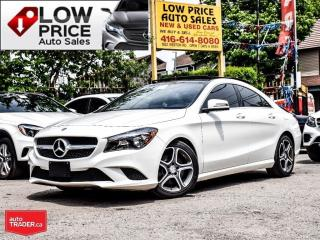 Used 2016 Mercedes-Benz CLA-Class 4Matic*Navi*Camera*BlindSpot*FullLoad* for sale in Toronto, ON
