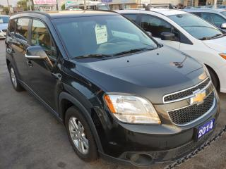 Used 2014 Chevrolet Orlando 7 PASSENGER / EXCELLENT CONDITION / ONLY 150000 KMS!!! for sale in Hamilton, ON