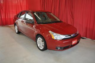 Used 2011 Ford Focus SEL Sedan | AT | Alloy Wheels - AS IS for sale in Listowel, ON