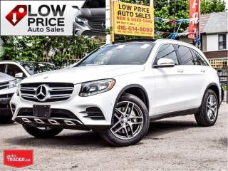 Used 2017 Mercedes-Benz GLC 300 AmgPkg*Navi*Panoramic*BlindSpot*KeylessGo* for sale in Toronto, ON