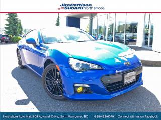 Used 2015 Subaru BRZ Sport-tech 41K Only! Local Accident-Free! for sale in North Vancouver, BC