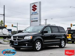 Used 2012 Dodge Grand Caravan Crew for sale in Barrie, ON
