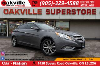 Used 2012 Hyundai Sonata 2.0T LIMITED | PANO ROOF | NAVI | B/U CAM | LOADED for sale in Oakville, ON