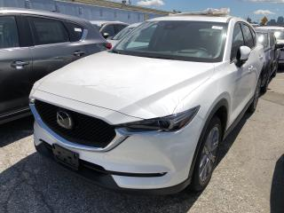 New 2019 Mazda CX-5 GT AWD 2.5L I4 CD at for sale in North Vancouver, BC
