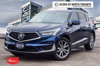 Used 2019 Acura RDX Elite at Remote Start| Apple Car Play for sale in Thornhill, ON