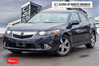Used 2013 Acura TSX Premium at Dealer Serviced/ NO Accidents for sale in Thornhill, ON