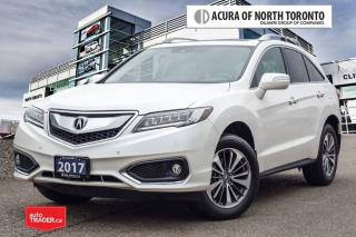 Used 2017 Acura RDX Elite at No Accident| Remote Start| Roof Rack for sale in Thornhill, ON