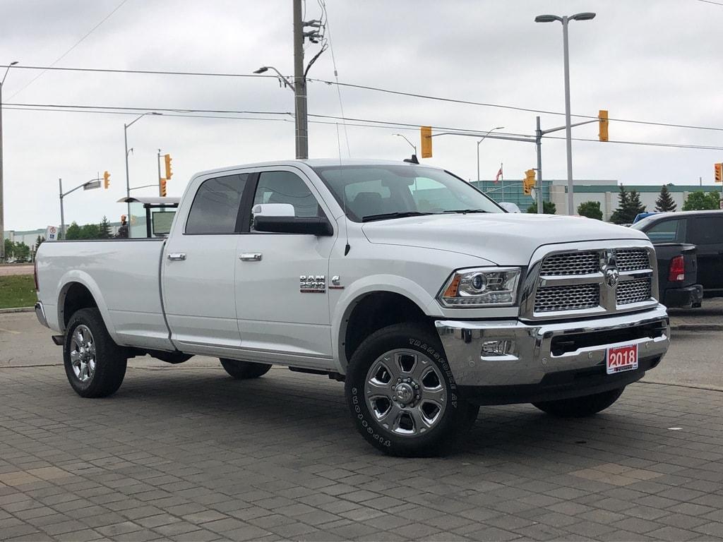 Dodge 2500 Diesel For Sale >> Used 2018 Ram 2500 Laramie 4x4 Diesel 2500 Nav Leather
