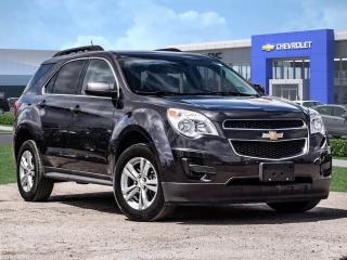 Used 2014 Chevrolet Equinox BLACK for sale in Markham, ON