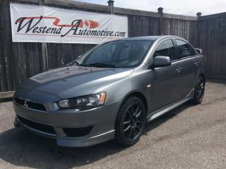 Used 2014 Mitsubishi Lancer SE All Wheel Drive for sale in Stittsville, ON