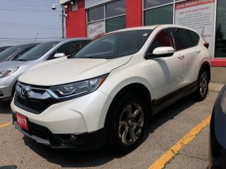Used 2017 Honda CR-V EX, Roadsport original, clean carproof for sale in Toronto, ON