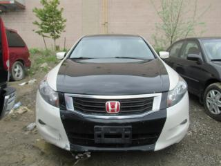 Used 2008 Honda Accord EX-L V6, LEATHER, HEAT SEATS for sale in Brampton, ON