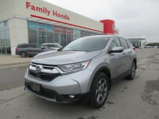 Used 2017 Honda CR-V EX-L, BACK UP CAM, ECO MODE! for sale in Brampton, ON