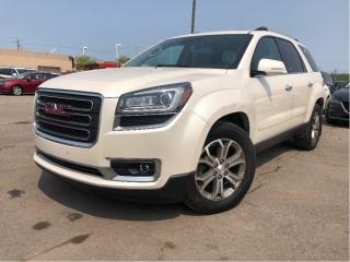 Used 2015 GMC Acadia SLT-1 | Coco Leather| Dual Pane Roof| AWD for sale in St Catharines, ON