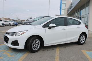 Used 2019 Chevrolet Cruze LS for sale in Carleton Place, ON