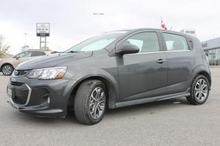 Used 2018 Chevrolet Sonic LT for sale in Carleton Place, ON