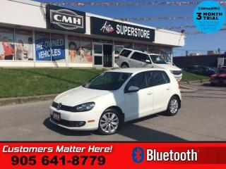 Used 2012 Volkswagen Golf Comfortline  1-OWNER DIESEL HTD-SEATS BT for sale in St. Catharines, ON
