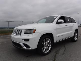 Used 2014 Jeep Grand Cherokee Summit 4WD for sale in Burnaby, BC