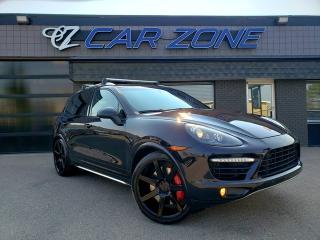 Used 2013 Porsche Cayenne Turbo 500HP for sale in Calgary, AB