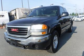 Used 2004 GMC Sierra 1500 Work Truck Ext. Cab Short Bed 4WD for sale in Burnaby, BC