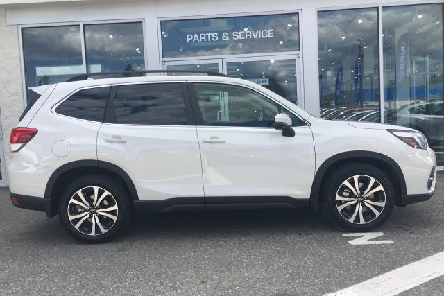 2019 Subaru Forester 2.5i LIMITED EYESIGHT