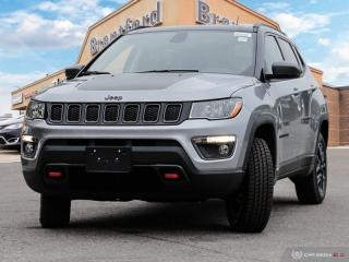 New 2019 Jeep Compass Trailhawk  - Leather Seats - Navigation - $236.53 B/W for sale in Brantford, ON