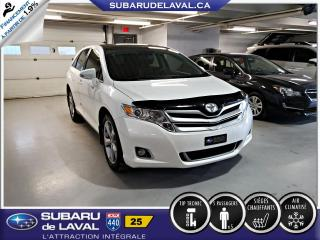 Used 2016 Toyota Venza V6 XLE Awd ** Redwood Edition ** for sale in Laval, QC