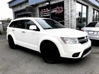Used 2011 Dodge Journey Traction integrale 4 portes R/T for sale in Longueuil, QC