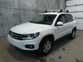 Used 2015 Volkswagen Tiguan 4 Motion Awd 2.otsi for sale in Lévis, QC